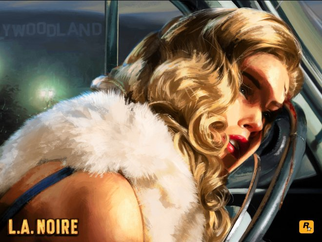 L.A. Noire Wallpaper Pack App Preview