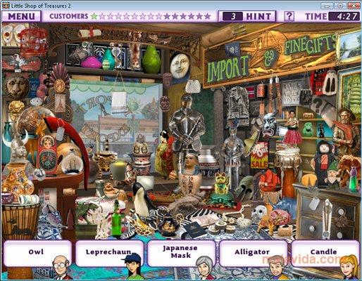 Little Shop of Treasures 2 App Latest Version for PC Windows 10