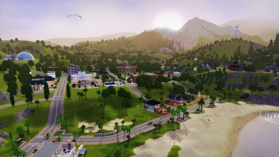 The Sims 3 App Latest Version for PC Windows 10