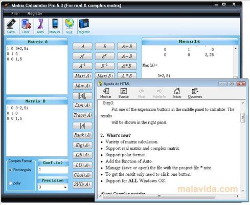 Luckhan Matrix Calculator App Latest Version for PC Windows 10