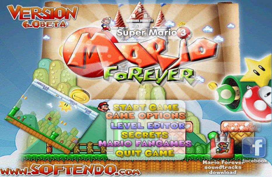 Mario Forever App Latest Version for PC Windows 10