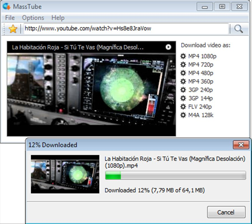 MassTube App Latest Version for PC Windows 10