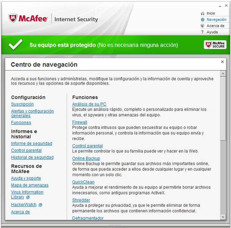 McAfee Internet Security App Preview