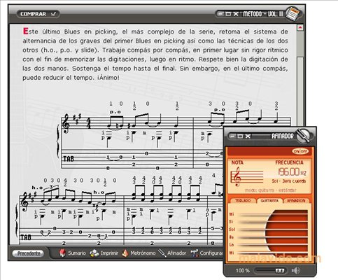 How to play the Guitar 3 App Preview