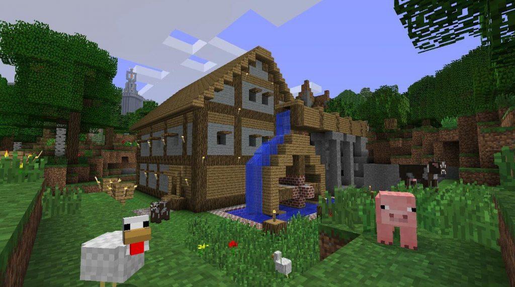 Minecraft App Preview