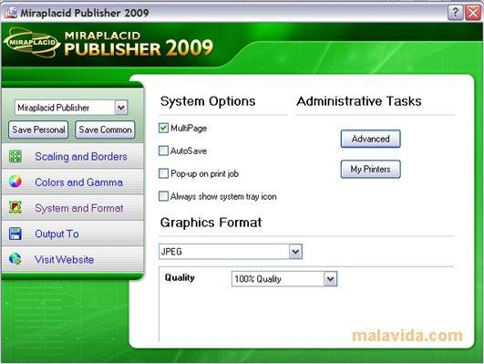 Miraplacid Publisher App Latest Version for PC Windows 10