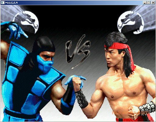 Mortal Kombat Project App Preview