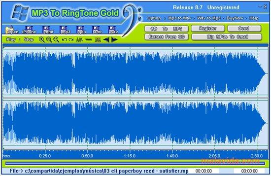 MP3 To Ringtone App Latest Version for PC Windows 10