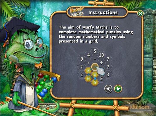 Murfy Maths App Preview