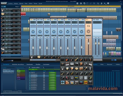 Music Maker App Latest Version for PC Windows 10
