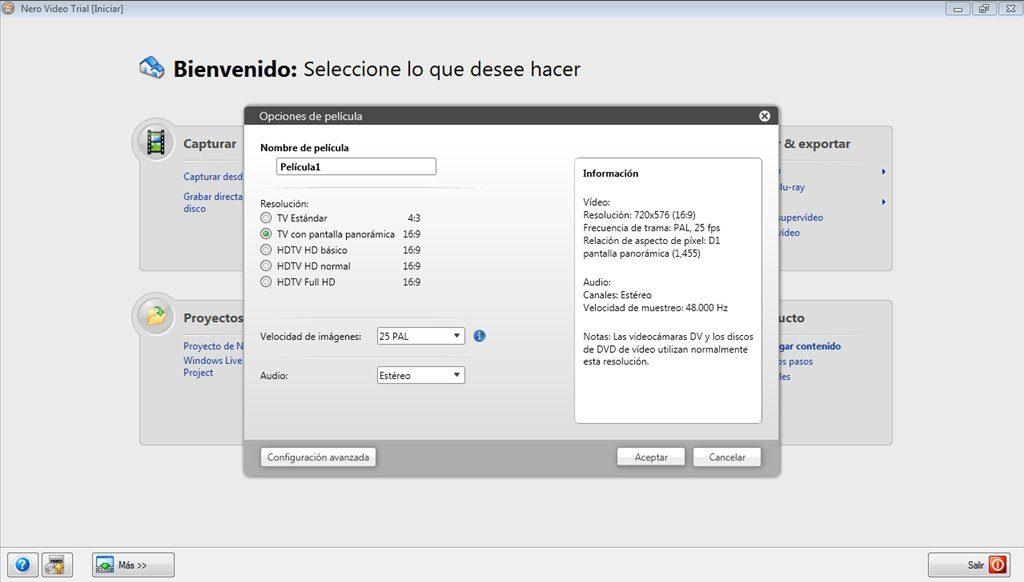 Nero Video App Latest Version for PC Windows 10
