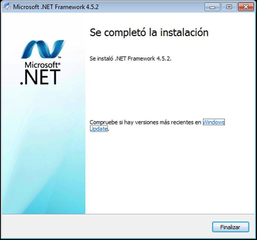 .NET Framework 4.5 App Latest Version for PC Windows 10