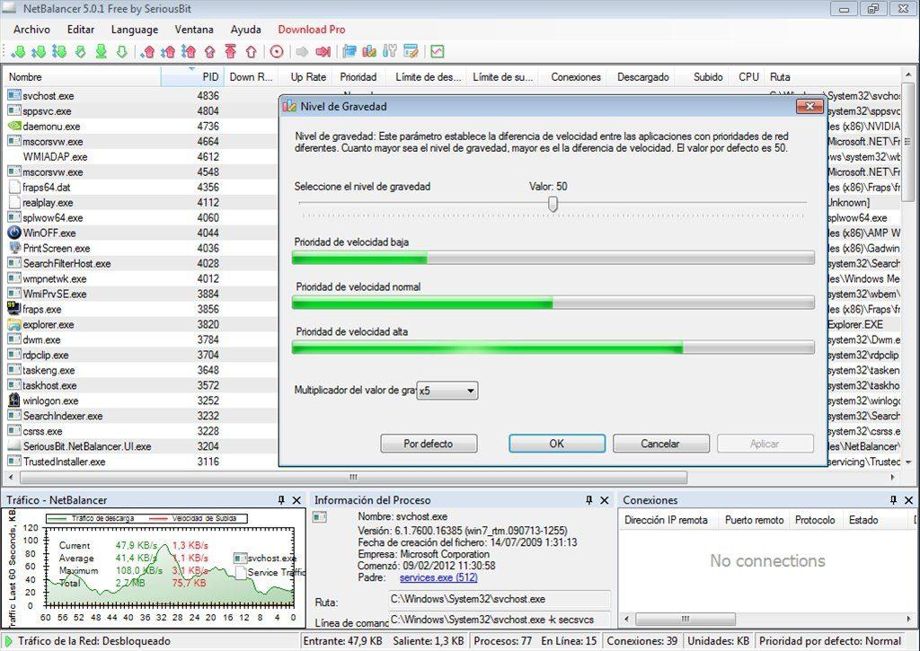 NetBalancer App Latest Version for PC Windows 10