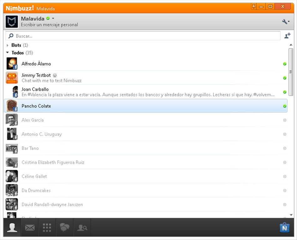 Nimbuzz App Latest Version for PC Windows 10