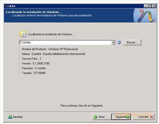 nLite App Latest Version for PC Windows 10