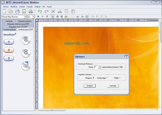 NTI JewelCase Maker App Latest Version for PC Windows 10