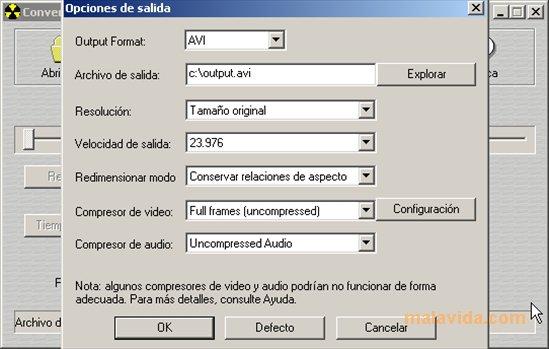 Open Video Converter App Latest Version for PC Windows 10