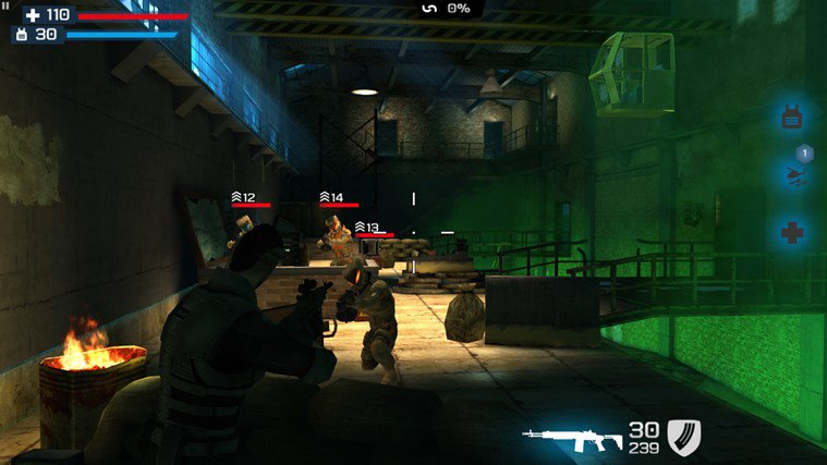 Overkill 3 App Preview