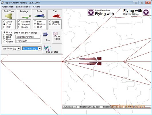 Paper Airplane Factory App Latest Version for PC Windows 10