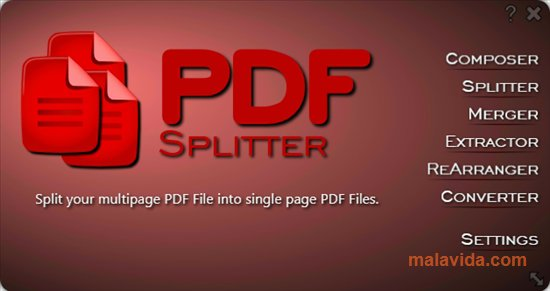 PDF Composer App Latest Version for PC Windows 10