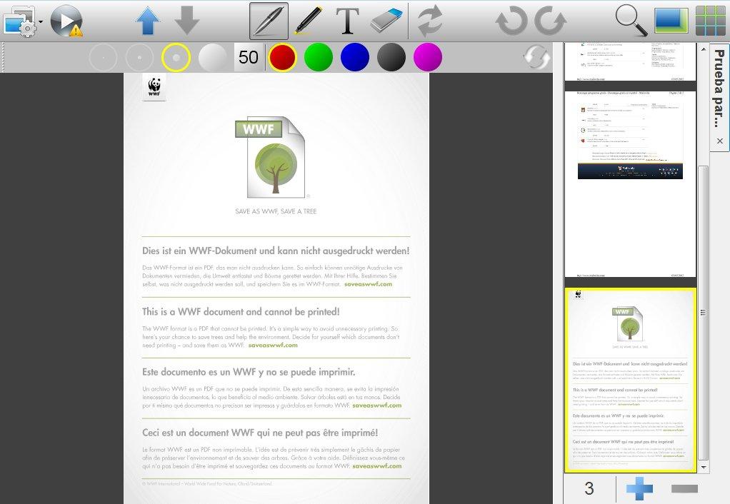 PDF Presenter App Latest Version for PC Windows 10