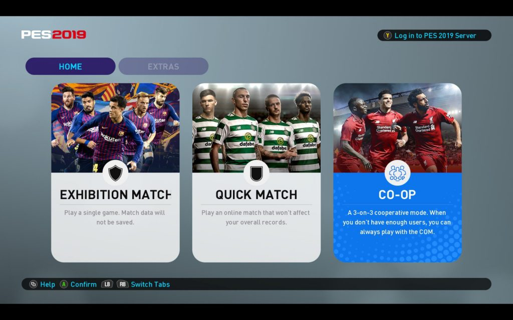 PES 2019 - Pro Evolution Soccer App Preview