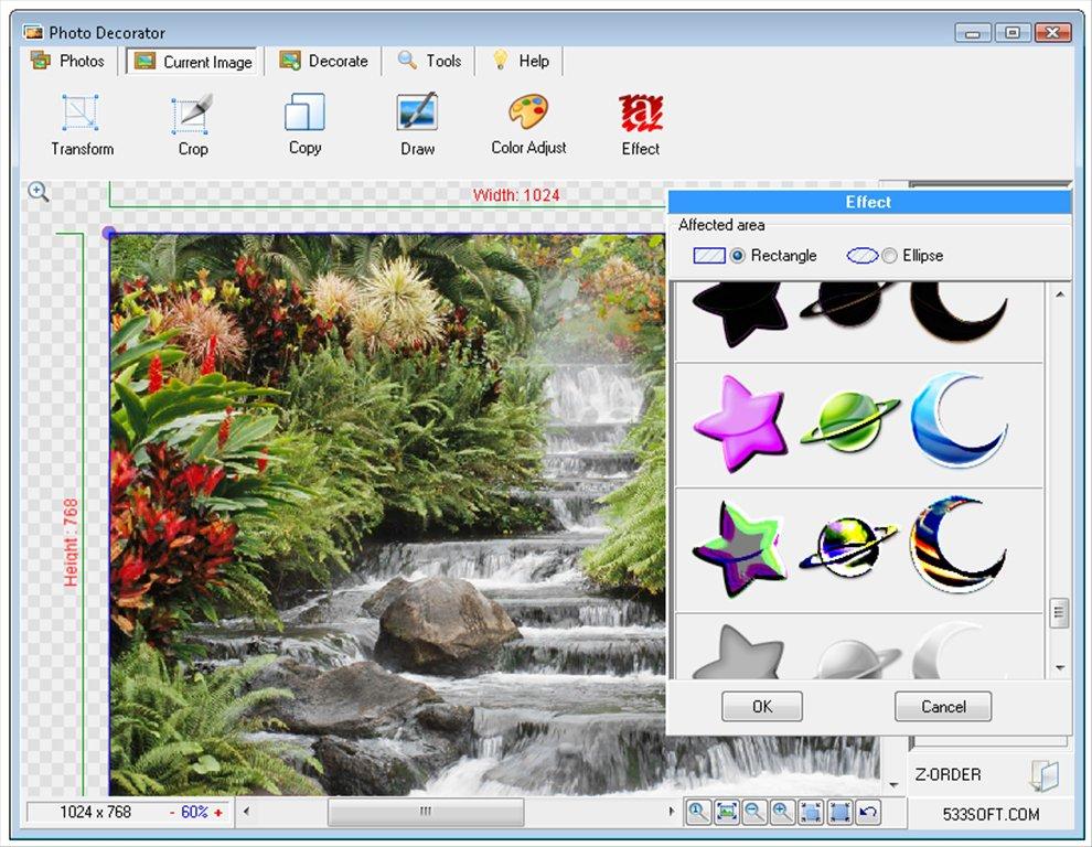 Photo Decorator App Latest Version for PC Windows 10