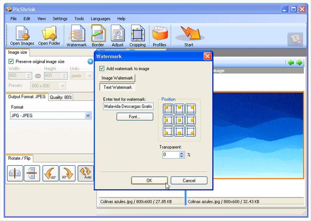 PicShrink App Latest Version for PC Windows 10