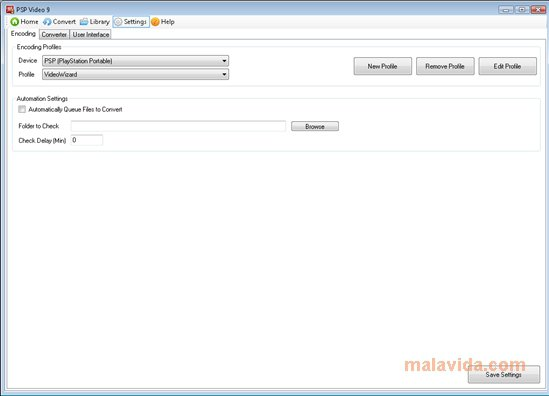PSP Video 9 App Latest Version for PC Windows 10
