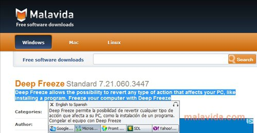 QTranslate App Latest Version for PC Windows 10