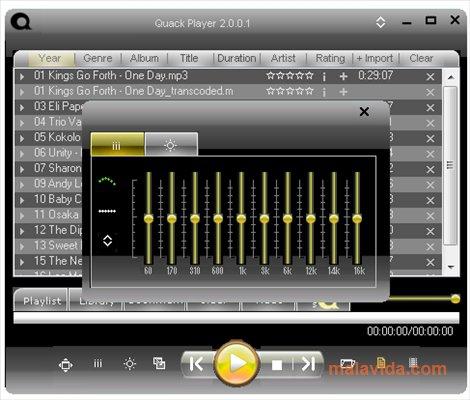 Quack Player App Latest Version for PC Windows 10