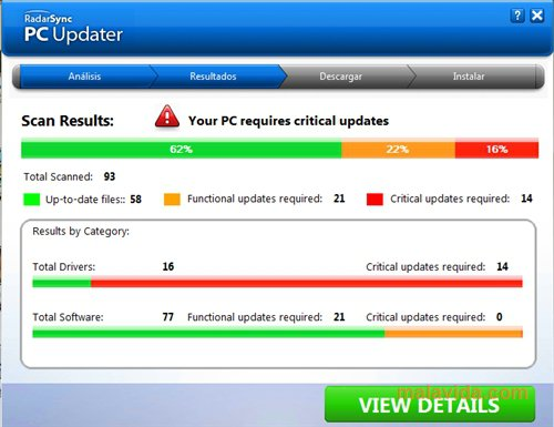 RadarSync App Latest Version for PC Windows 10