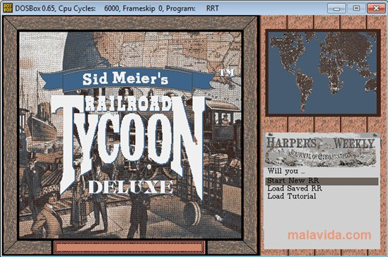 Railroad Tycoon App Preview