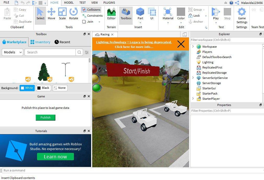 Roblox Studio App Latest Version for PC Windows 10