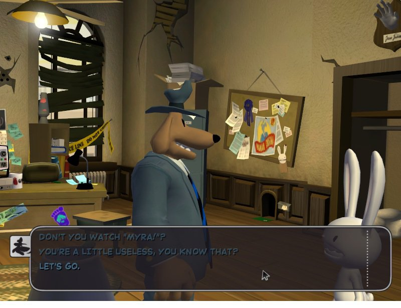 Sam & Max: Situation Comedy App Latest Version for PC Windows 10