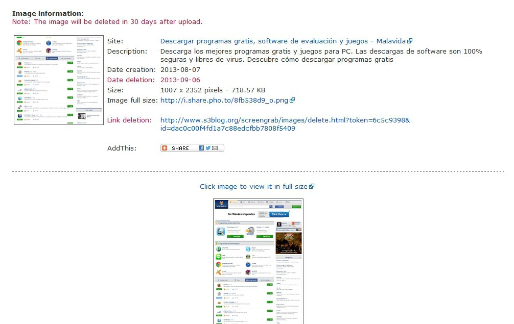 Screengrab App Latest Version for PC Windows 10