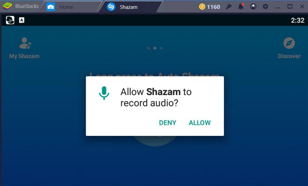 Shazam App Preview