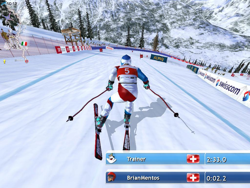 Ski Challenge App Preview