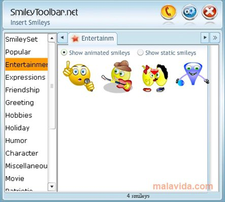Smileystoolbar App Latest Version for PC Windows 10
