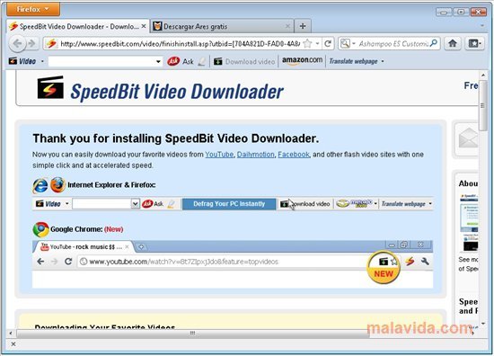 SpeedBit Video Downloader App Latest Version for PC Windows 10