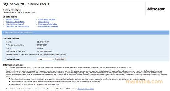 SQL Server 2008 SP1 App Preview