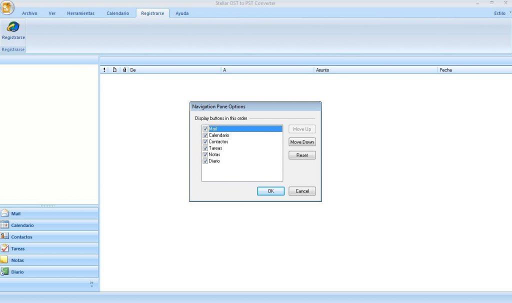 Stellar OST to PST Converter App Latest Version for PC Windows 10