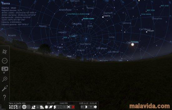 Stellarium App Latest Version for PC Windows 10