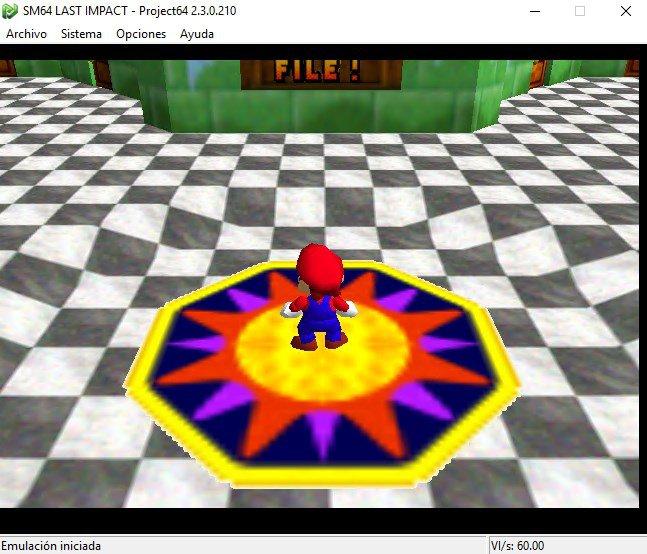 Super Mario 64 Last Impact App Latest Version for PC Windows 10