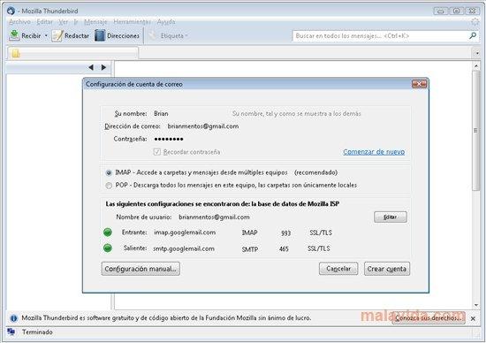 Thunderbird App Latest Version for PC Windows 10