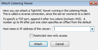 TightVNC App Latest Version for PC Windows 10