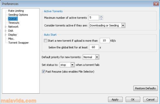 Torrent Swapper App Preview