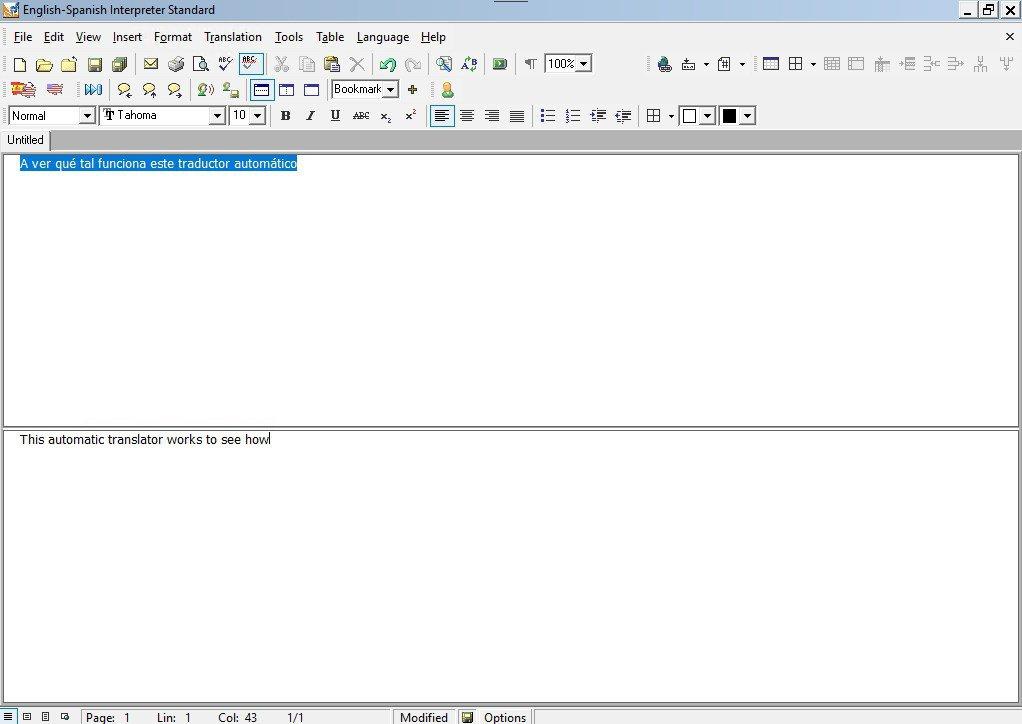 English-Spanish Interpreter App Latest Version for PC Windows 10