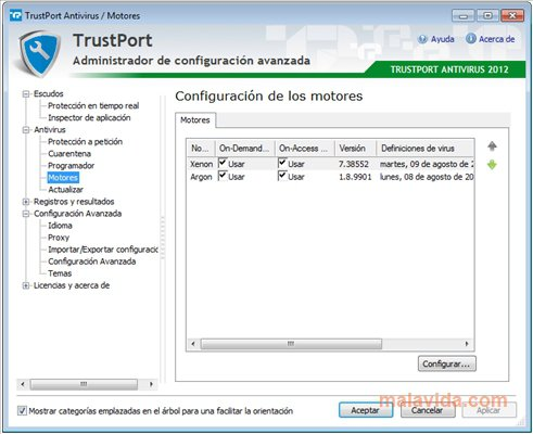 TrustPort Antivirus App Latest Version for PC Windows 10