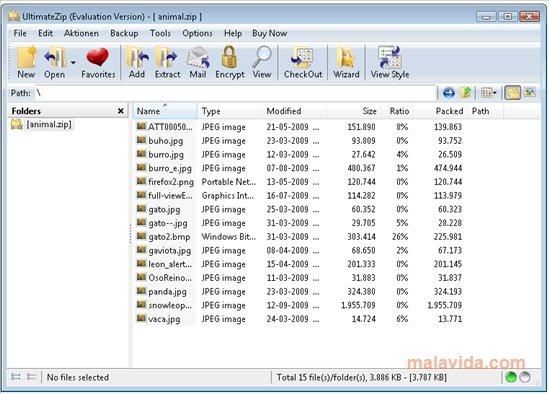 UltimateZip App Latest Version for PC Windows 10